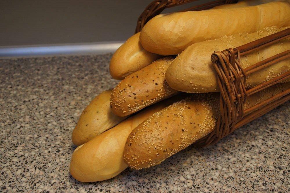 Diverse brød